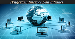 Pengertian Internet Dan Intranet Serta Dampak Positif Dan Negatif