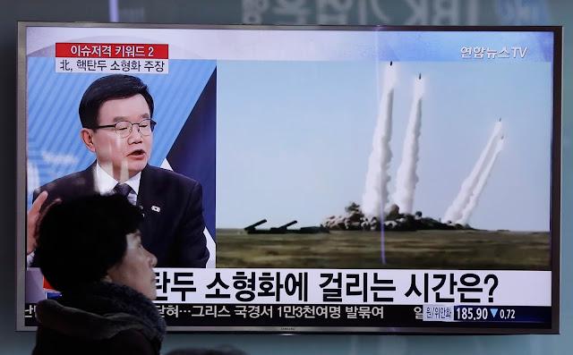 A declaração afirma que Pyongyang não tem medo do pacote de sanções impostas ao país pela ONU.