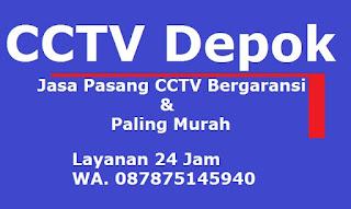 Bisnis, CCTV, CCTV Depok, CCTV Paling Murah, CCTV Bergaransi