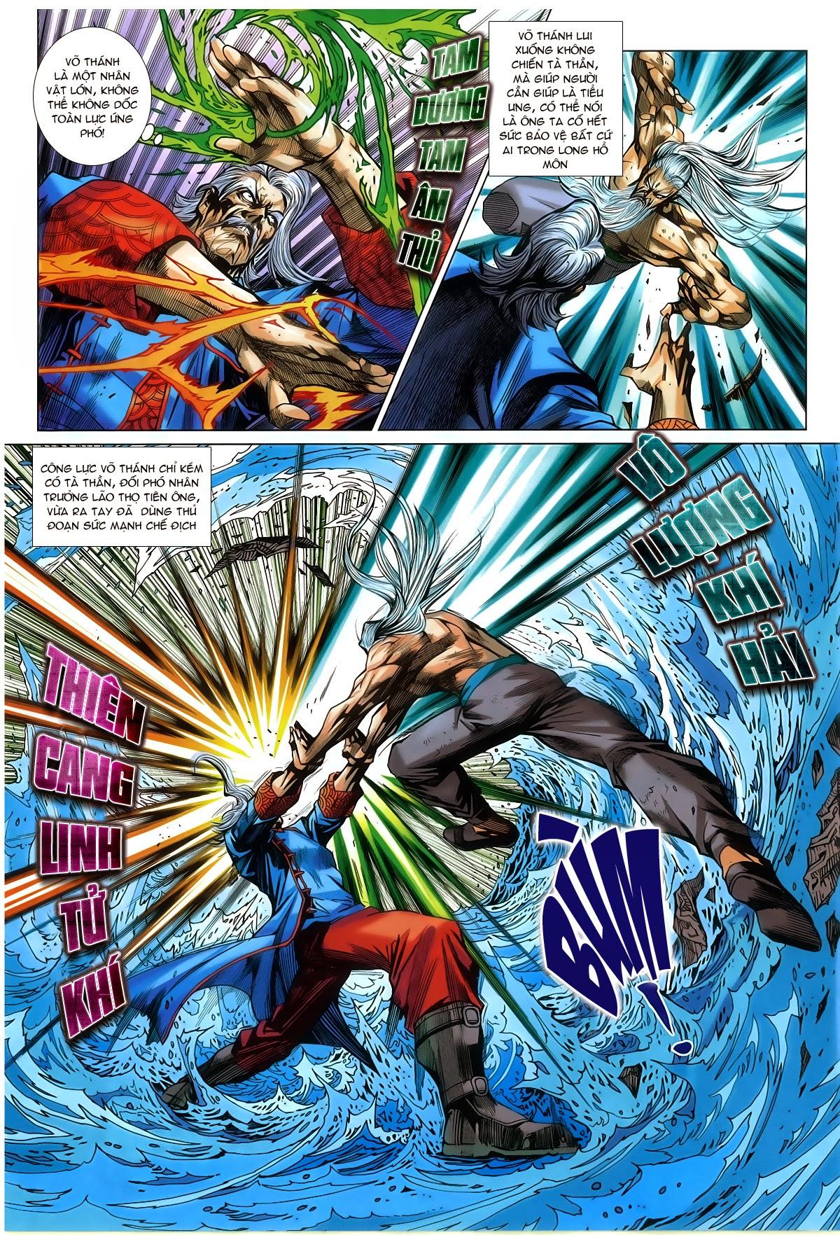Tân Tác Long Hổ Môn Chap 772 page 12 - Truyentranhaz.net