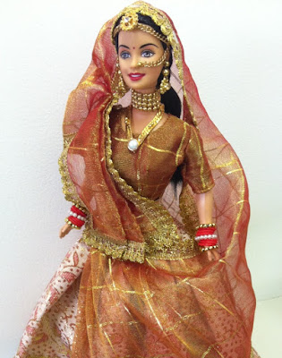 Boneka Barbie India