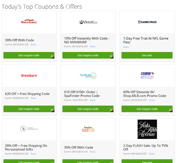 It's Raining Savings with Groupon Coupons