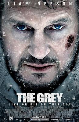 """""""The Grey"""" con Liam Neeson (Póster, sinopsis y tráiler)"""