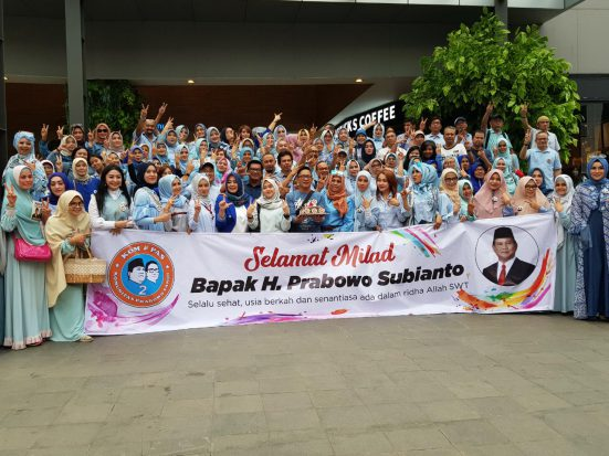 'Kompas' Optimistis Prabowo-Sandi Bisa Pimpin Indonesia