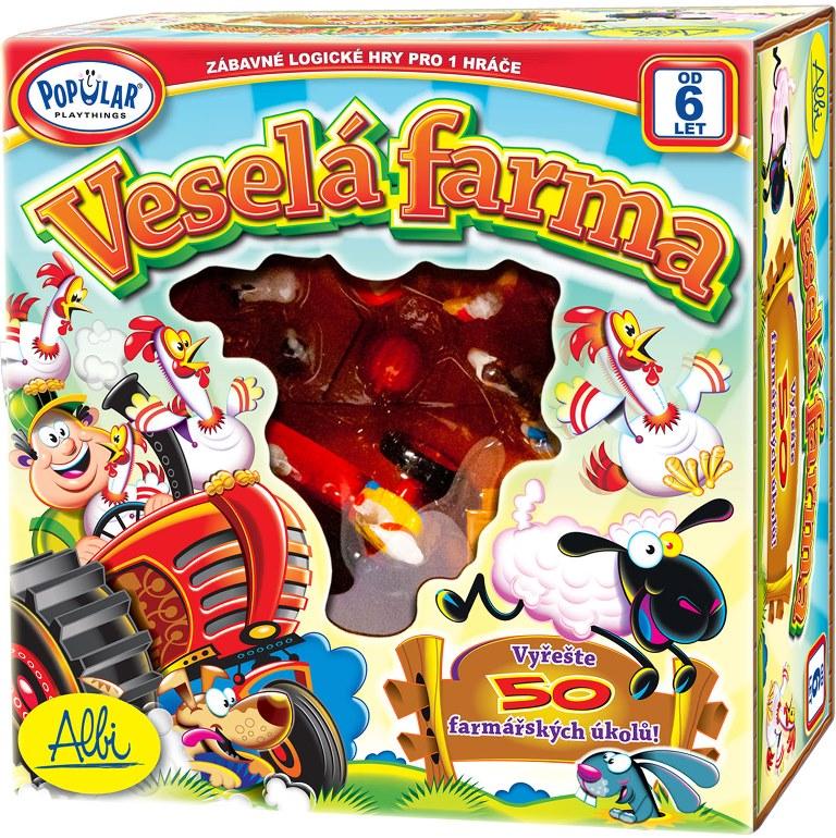 Albi nově nabízí také logické hry pro jednoho hráče. Určené jsou pro děti  od 6 let 99b22072b9