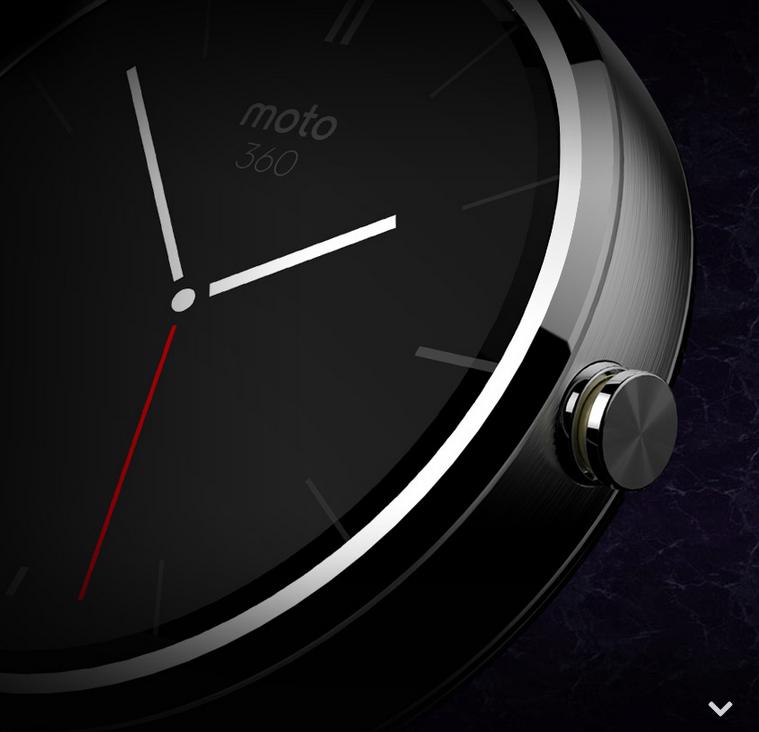 引頸期盼!智慧手錶Moto 360確定9月4日發表