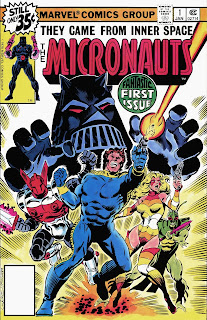Micronauts v1
