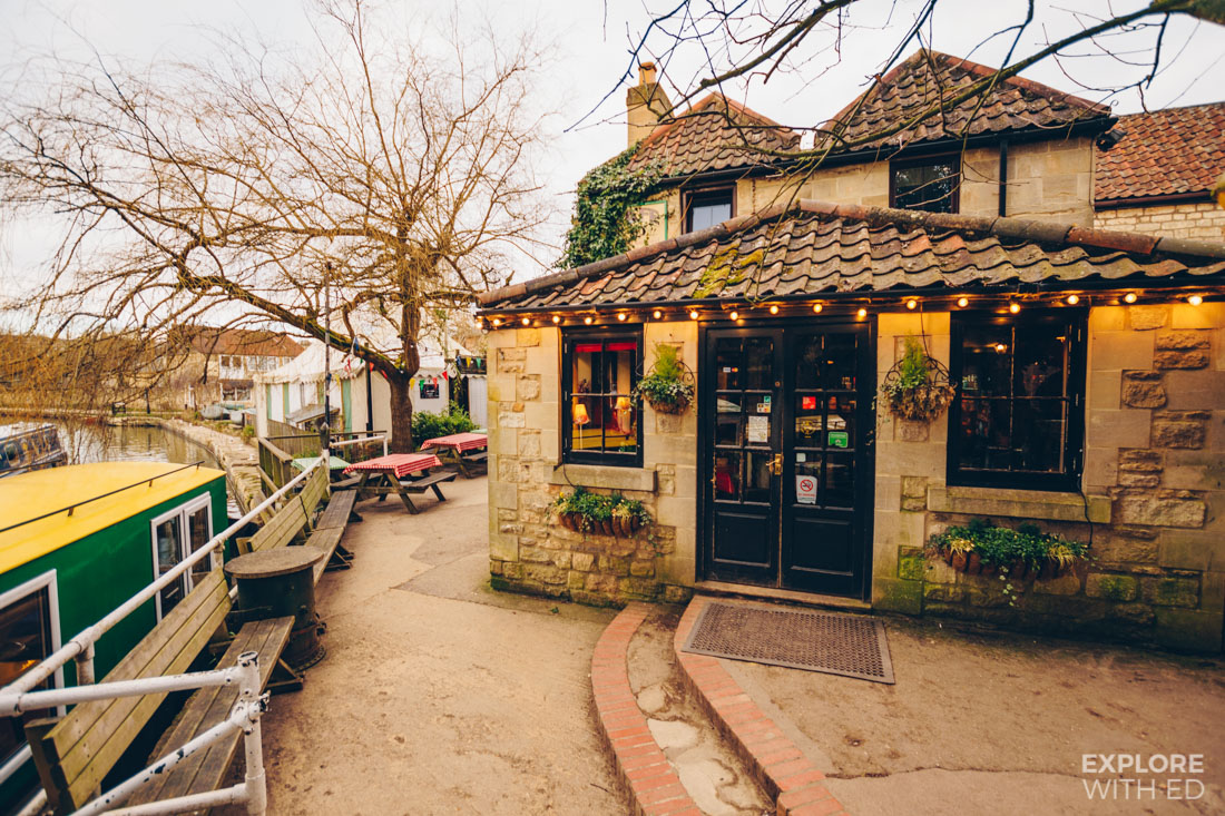The Lock Inn, fun with Dick and Jane, Bradford-on-Avon