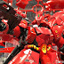 RG #29 1/144 MSN-04 Sazabi Exhibited at The Gundam Base Tokyo