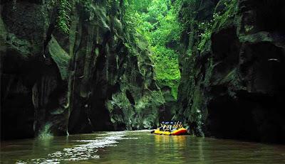 Tempat Rafting Jeram di Probolinggo