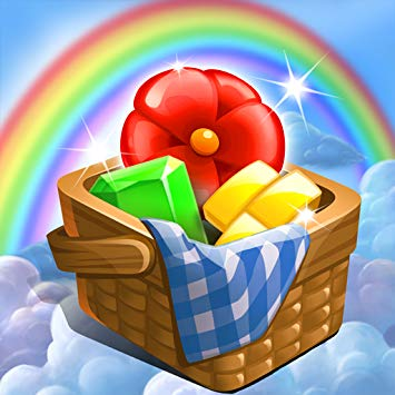 The Wizard of Oz Magic Match 3 - VER. 1.0.4564 Infinite (Lives - Boosters) MOD APK