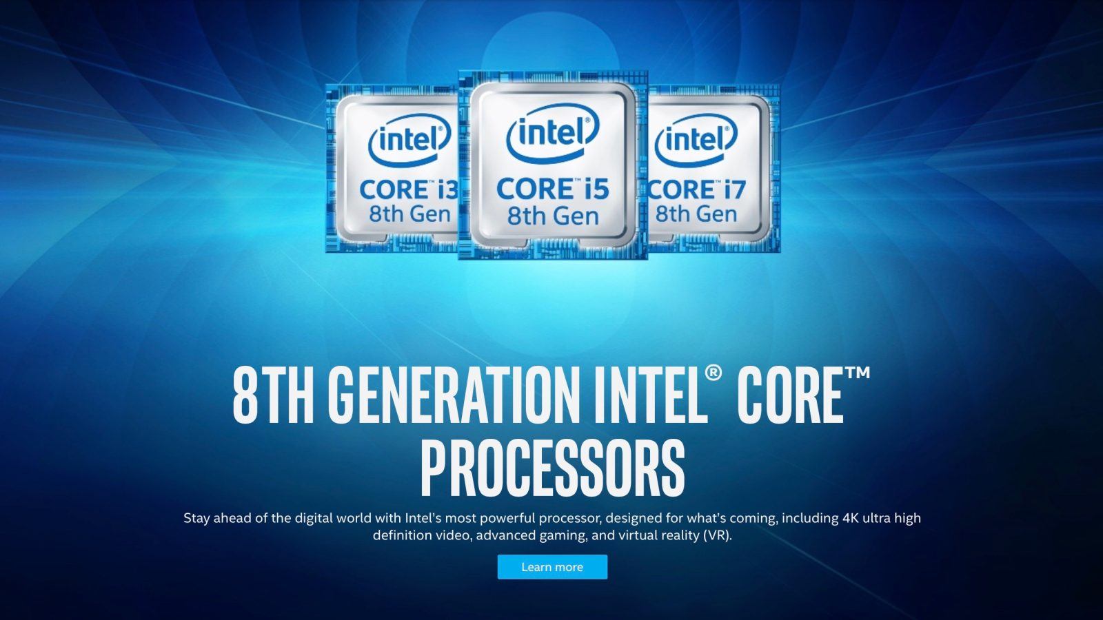 CPU Intel Core i5 8400 2.8GHz