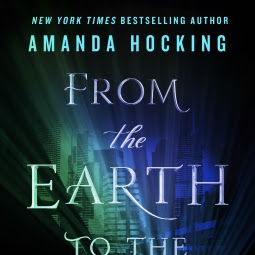 Valkyrie, book 2: From the earth to the shadows de Amanda Hocking