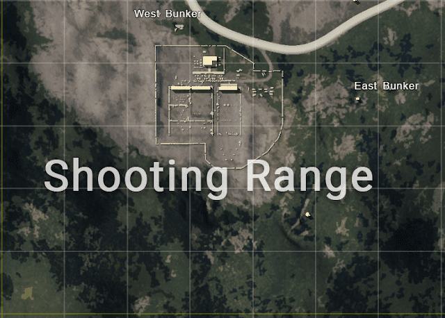 Bunker Place in Erangel Pubg Mobile for Loot