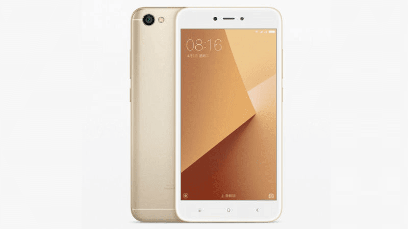 Xiaomi Launches Redmi Note 5A Standard And High Edition