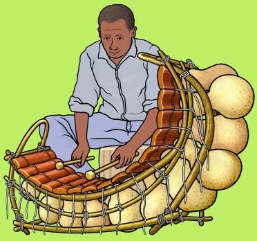 バラフォン barafon