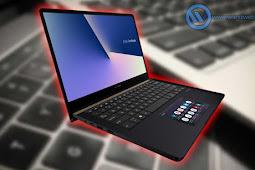 Asus ZenBook Pro 14 UX480, Laptop untuk Desainer Grafis dan Video Editor