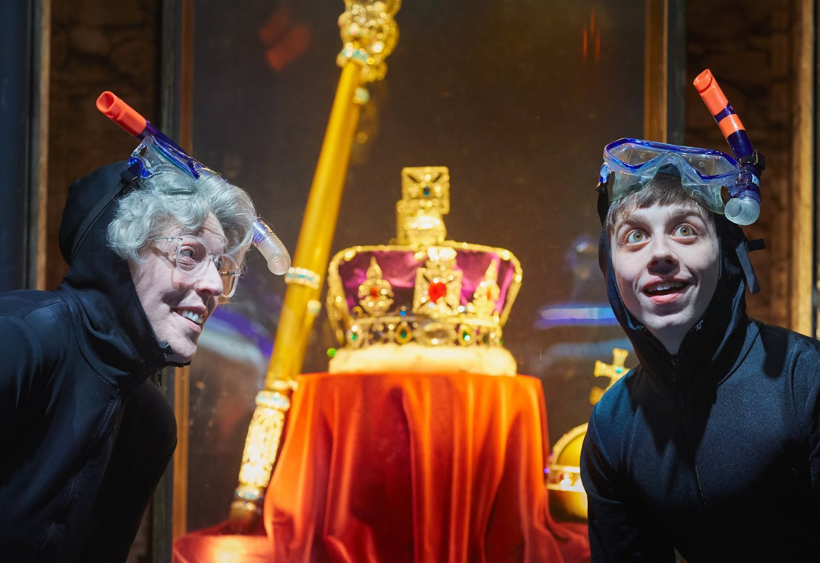Gangsta Granny On Tour - Newcastle Theatre Royal | A Review