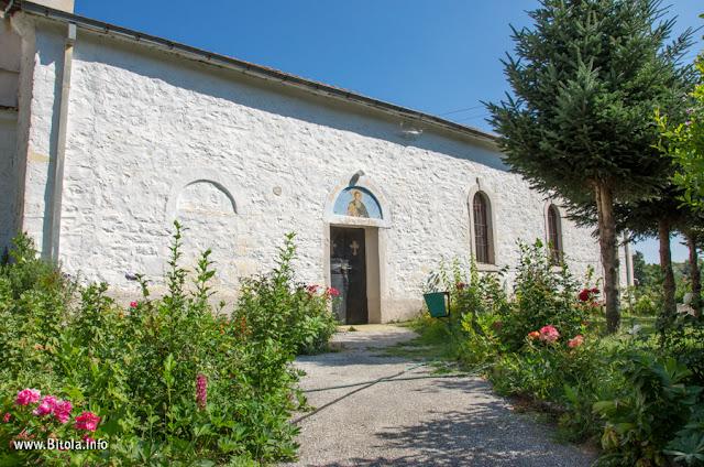St Dimitrij church - Dihovo vilage, Bitola, Macedonia