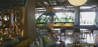 Roasted Pork in The Kakaktua Tropic Lounge