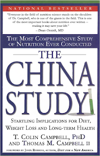 The China Study The Most Comprehensive Study Of nutrition Ever Conducted