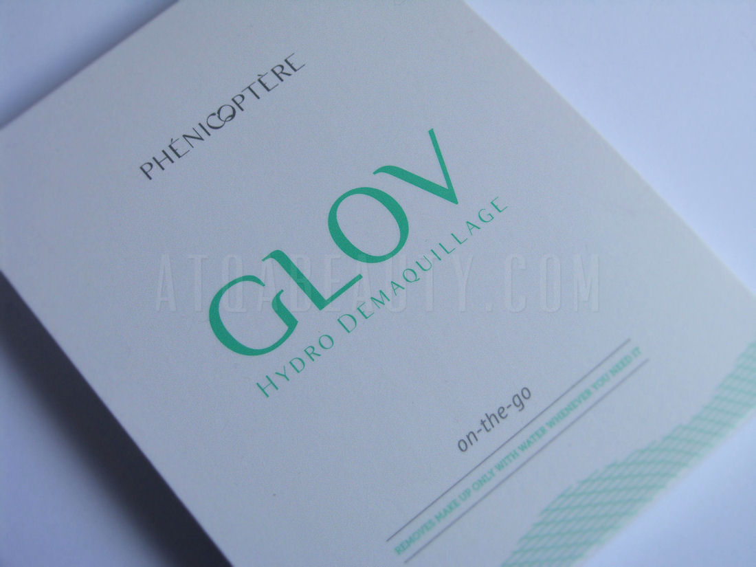 Phenicoptere GLOV Hydro Demaquillage On-the-Go