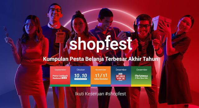ShopFest ShopBack