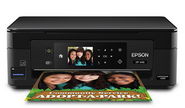 Epson XP-440 / XP-446 Drivers for Mac, Windows