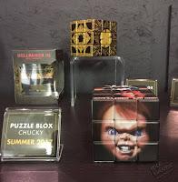 Toy Fair 2017: Mezco's Horror Toys Puzzle Boxes Child's Play