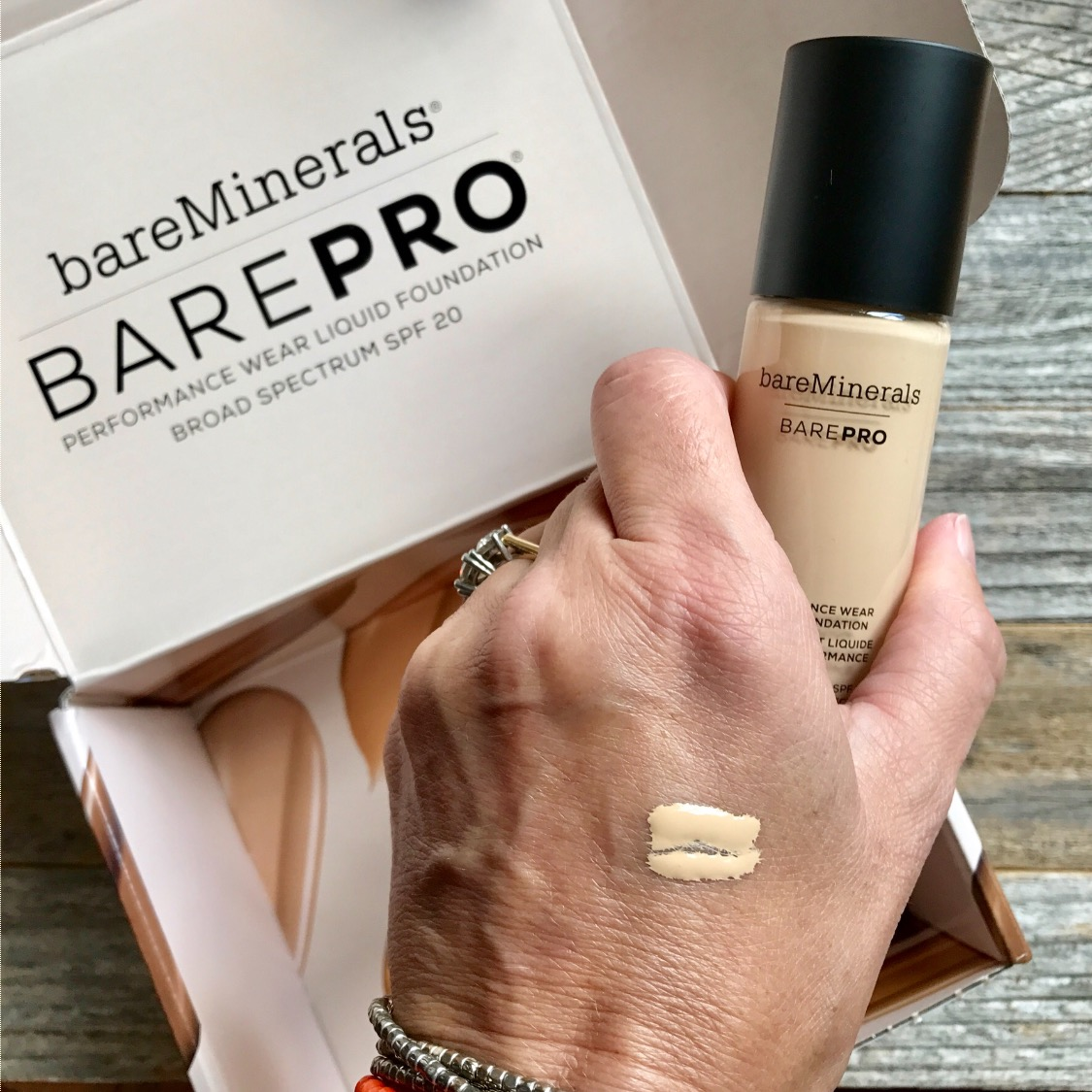 #bareminerals #barepro #review #foundation