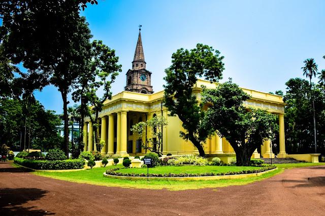 St. John's Church Kolkata @DoiBedouin