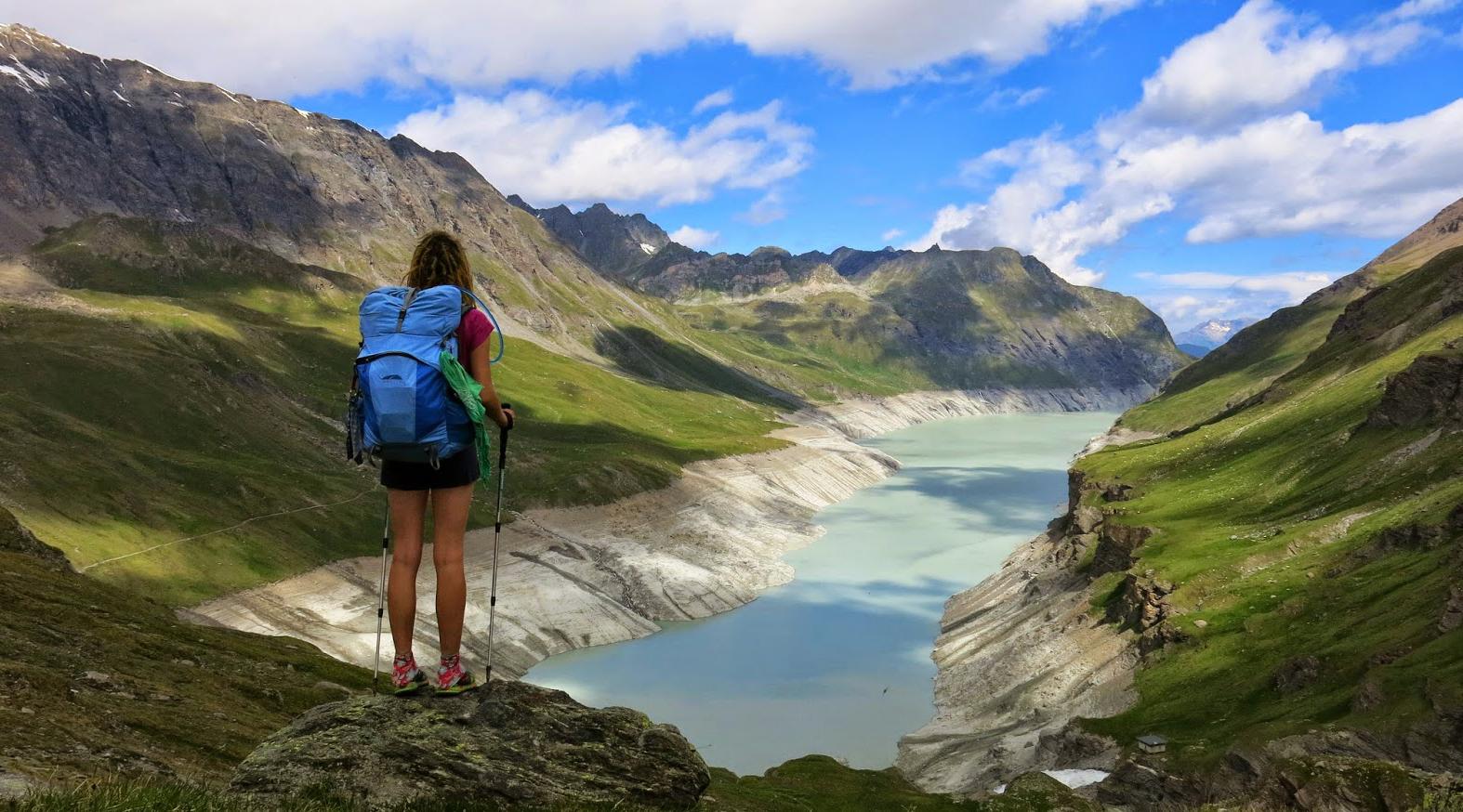 cewek cantik Tips untuk Pendaki Gunung Pemula Wanita