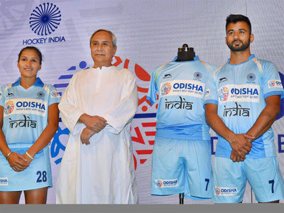 Odisha to Sponsor Indian Hockey Teams for Five Years