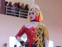 Peringati Hari Batik, SMAN 3 Pati Gelar Fashion Show