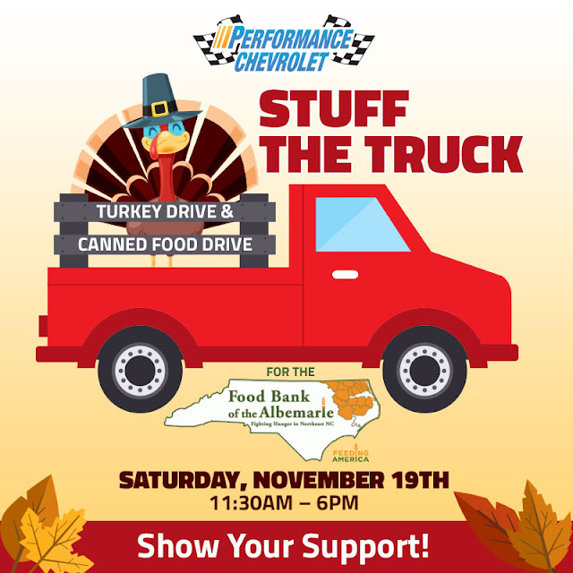 Stuff the Truck Turkey & Canned Food Drive