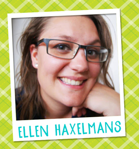 Ellen Haxelmans | Design Team Member for  Newton's Nook Designs #newtonsnook