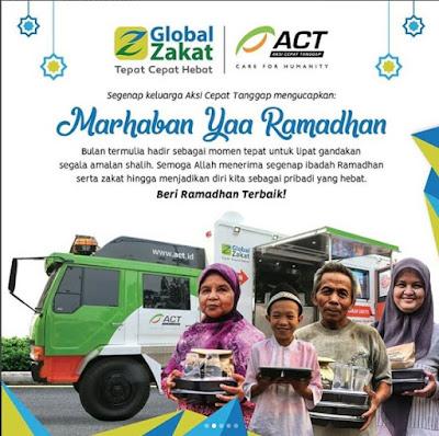 Beri Ramadhan Terbaik