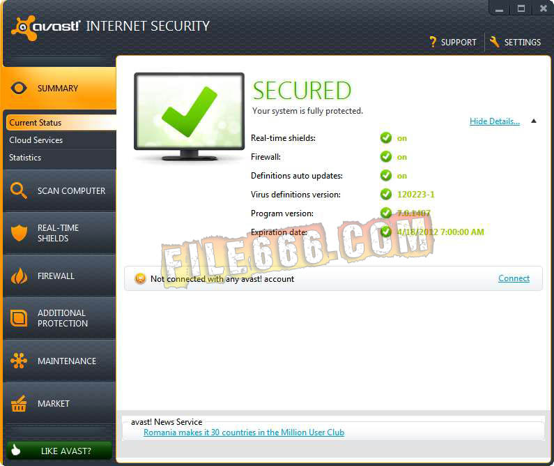 Avast Antivirus License File Till 2038 Game - fasrone