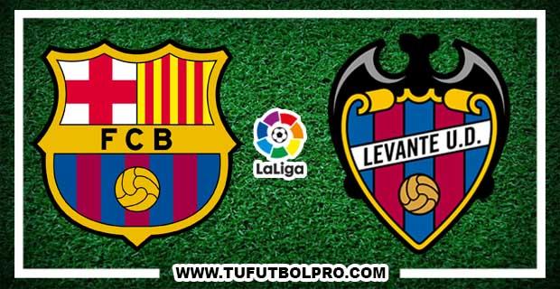 Ver Barcelona vs Levante EN VIVO Por Internet Hoy 7 de Enero de 2018
