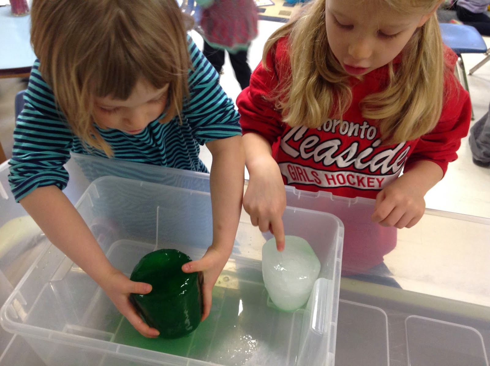 Wonders In Kindergarten Freezing And Melting Exploring