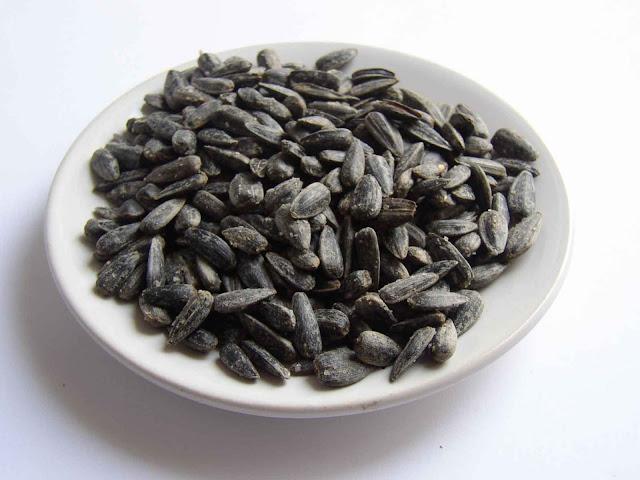 sementes girassol