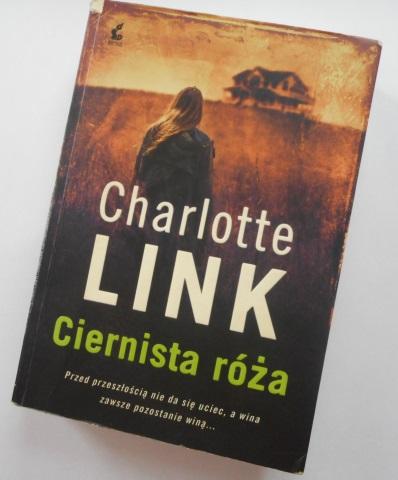 książki Charlotte Link, Charlotte Link, kryminały,