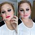 Makijaż - Imprezowe szaleństwo + propozycja dwóch odcieni szminek