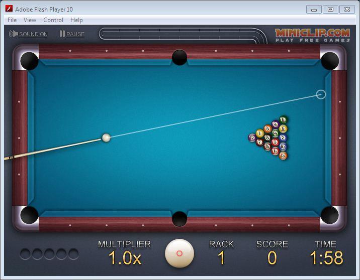 Billiards download.