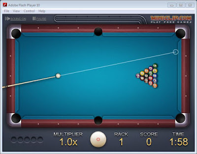 Download Game 8 Ball Pool Offline by Miniclip For PC
