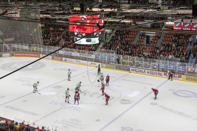 Helsinki Pt 5 Karpat Hockey Game Coffee Cleveland