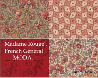 'Madame Rouge'- French General - MODA.