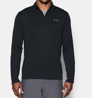 UA Threadborne Siro ¼ Zip Men's Long Sleeve Shirt
