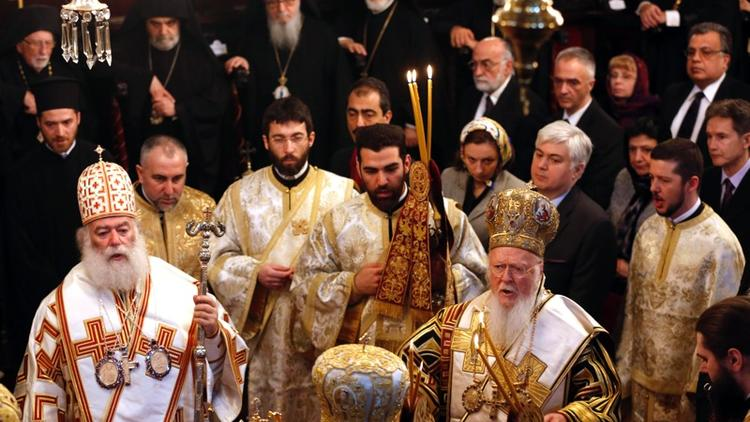 Haberler, Dini Haber, Azınlık cemaatleri, Azınlık cemaatlerinin liderlerinin bildirgesi, Rum Ortodoksları, Ermeni Patrik Vekili, Türkiye Hahambaşı,