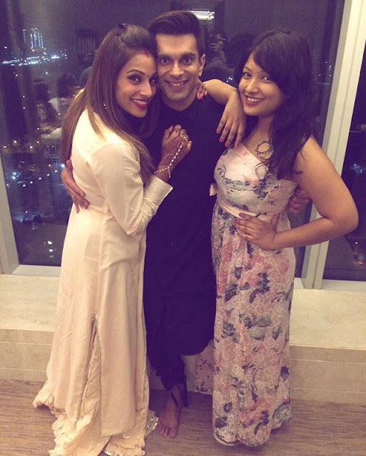 First Snap Of Bipasha Basu & Karan Singh Grover After Their Wedding